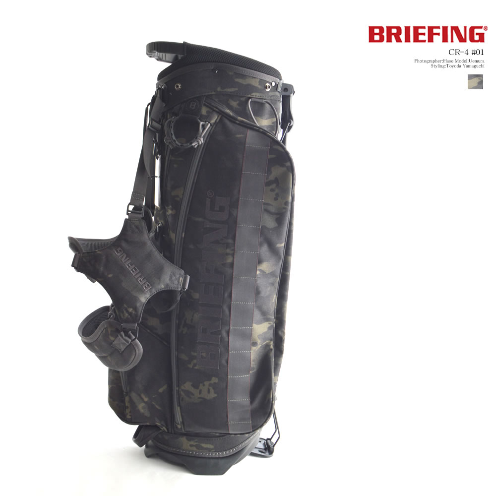 BRIEFING/ブリーフィング CR-4 #01 CAMO