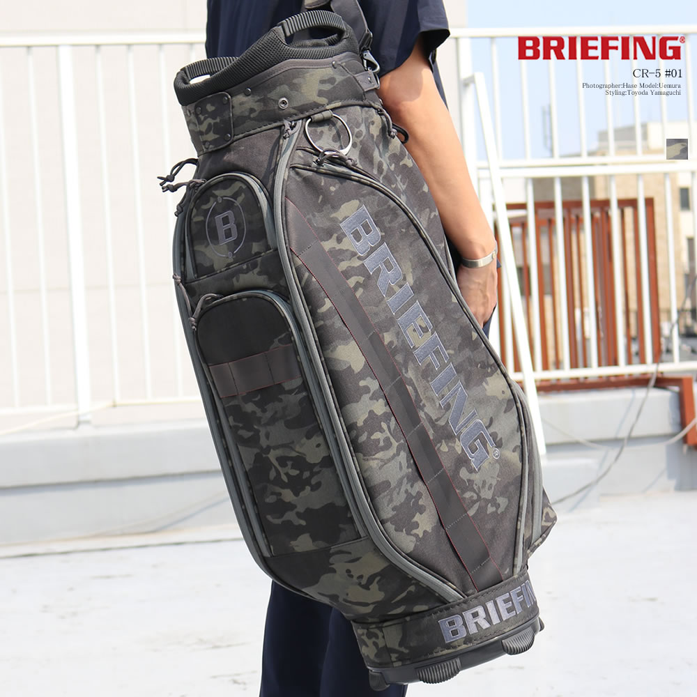 BRIEFING/ブリーフィング CR-5 #01 CAMO