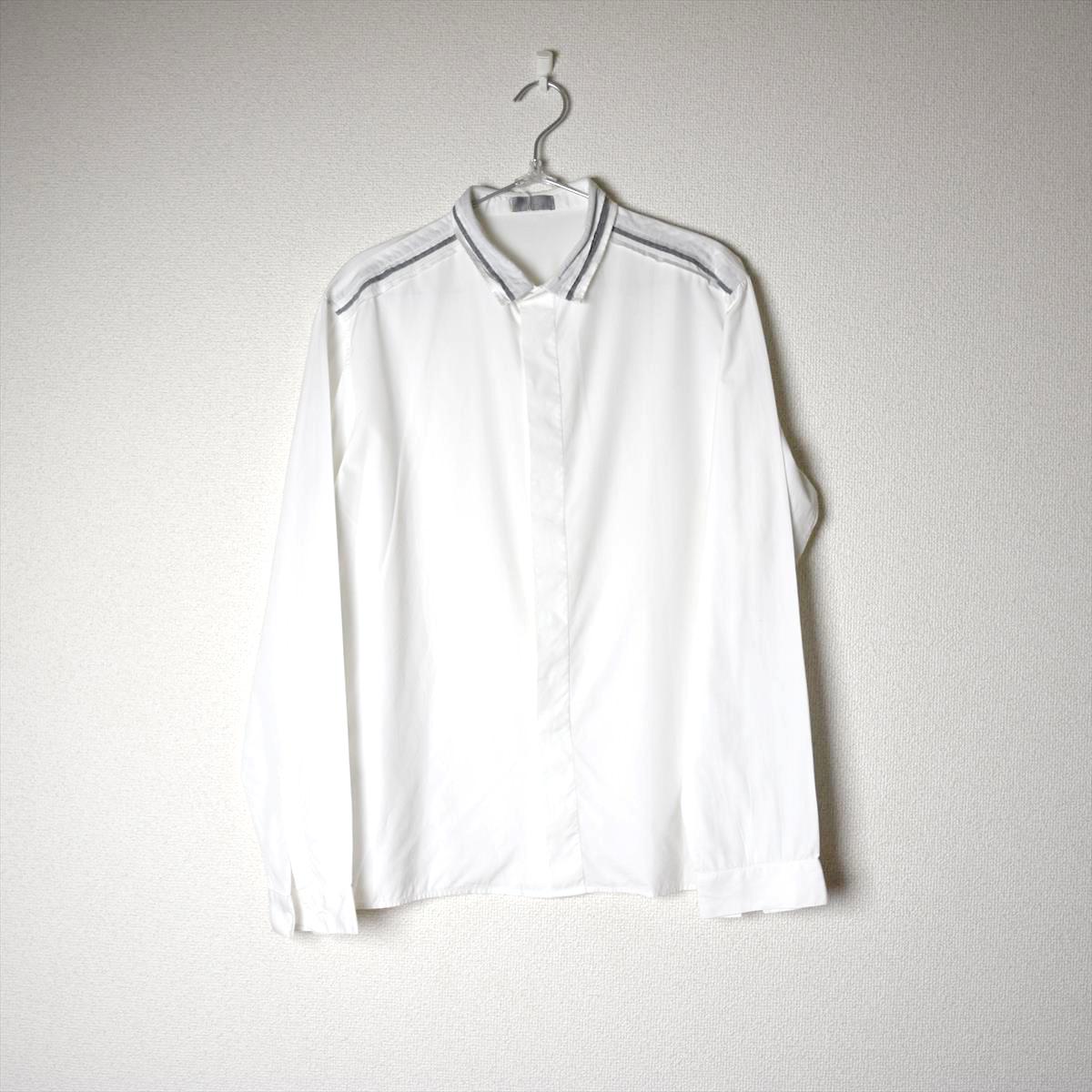 【中古】 Dior ディオール メンズ トップス シャツ コットン 古着