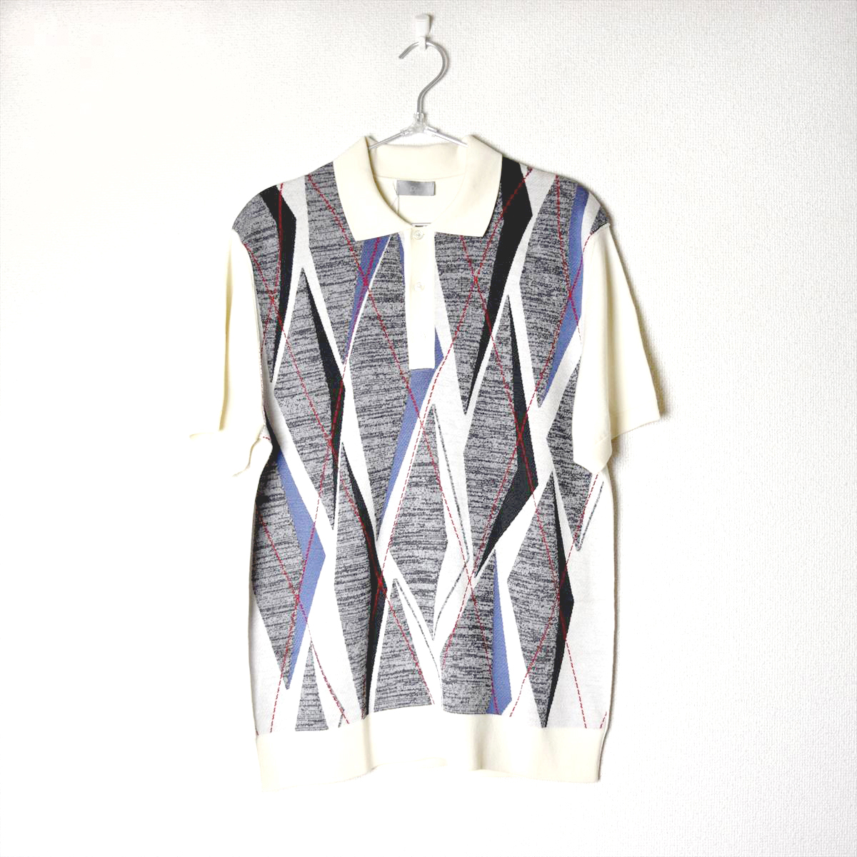 【中古】 Dior ディオール メンズ トップス ポロシャツ コットン 古着