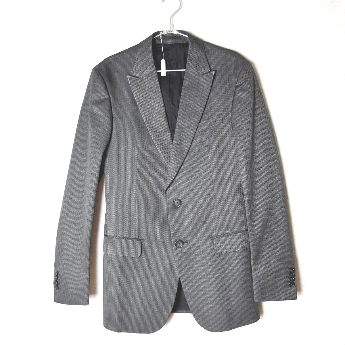 【中古】 ZZegna ジー・ゼニア メンズ セットアップ スーツ ジャケット ボトムス 59%コットン 41%シルク