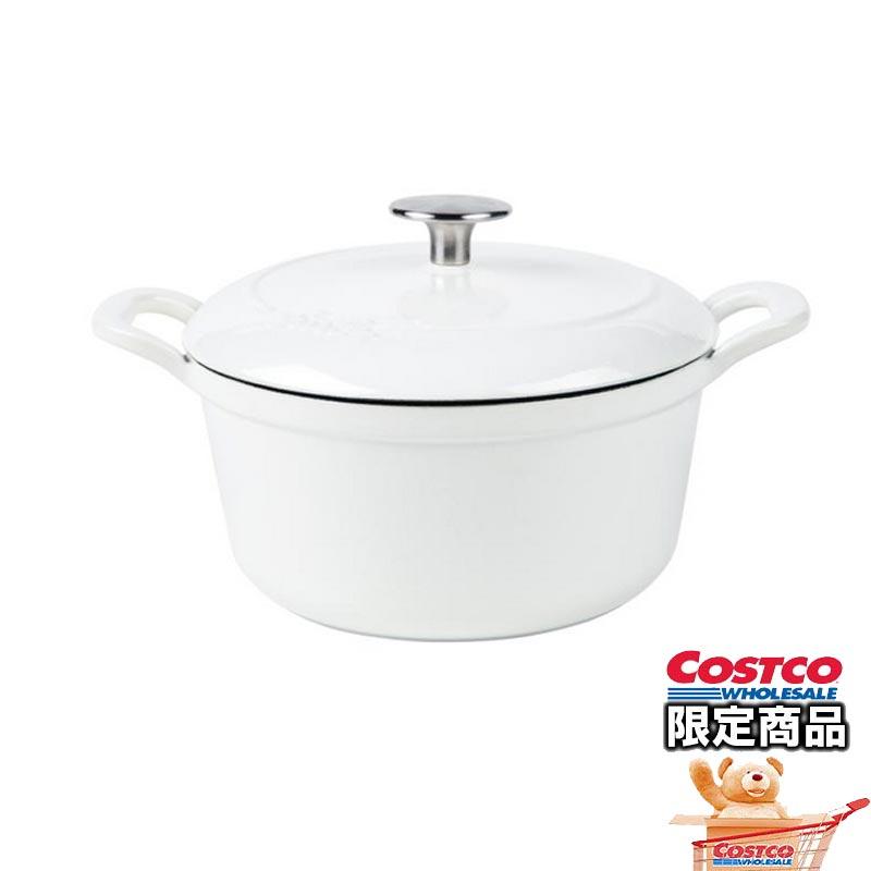 オーブン調理も可能 本州送料無料 コストコ COSTCO フィスラー カレン ココット 超歓迎された ITEM 鍋 無水調理 ホーロー鍋 現品 20cm 27012
