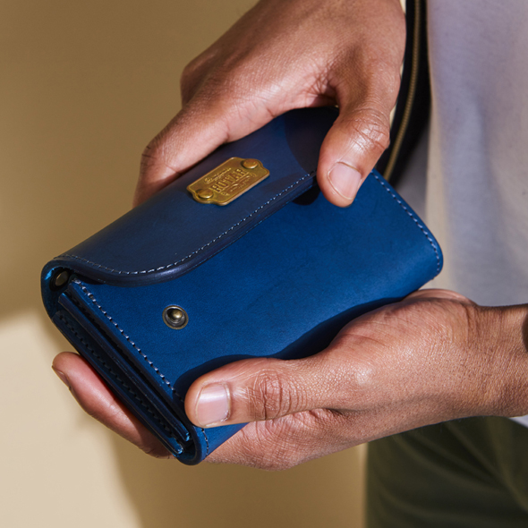 ROTAR(ローター) / Work plate Middle Wallet