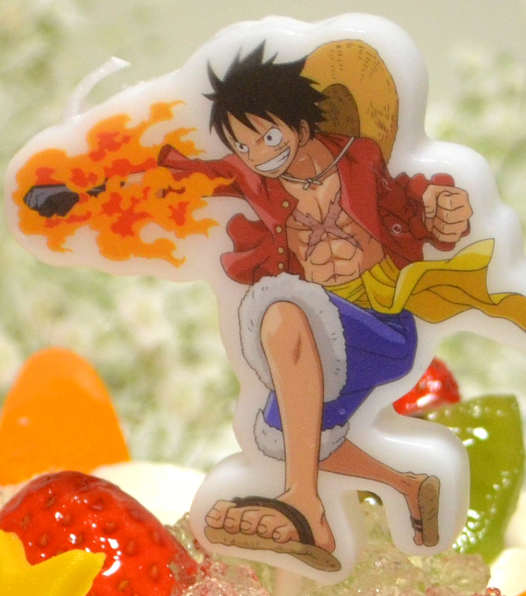 ONE PIECE CANDLE/LUFFY [vampire scandal Luffy] *