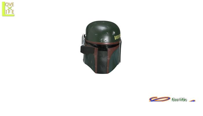 グッズ 65R004 ボバ・フェット ヘルメット マスク(スターウォーズ)STARWARS 仮装 パーティ スターウォーズの本格的なヘルメットマスク♪☆AOIコレクションのコスプレ♪コスプレ 衣装 コスチューム