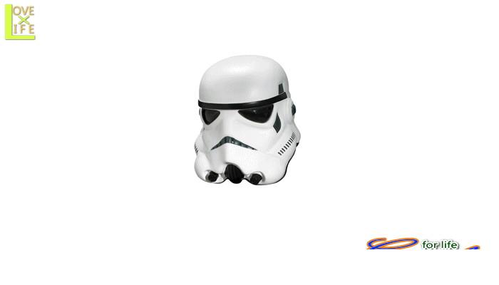 グッズ 65R005 ストームトルーパー ヘルメット マスク(スターウォーズ)STARWARS 仮装 パーティ スターウォーズの本格的なヘルメットマスク♪☆AOIコレクションのコスプレ♪コスプレ 衣装 コスチューム