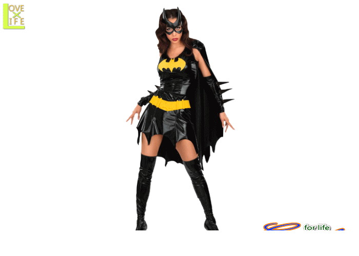 レディ 88R0557 アダルト バットガール(バットマン)Batman 仮装 パーティ バットマンを女性向けにしたコスチューム♪☆AOIコレクションのコスプレシリーズ♪コスプレ 衣装 コスチューム    大