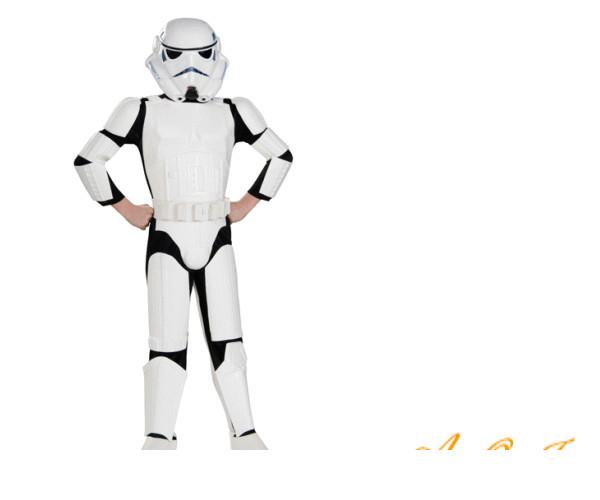 キッズ 88R3035 ストームトルーパー(スターウォーズ)STARWARS 仮装 パーティ 映画スターウォーズ の子供サイズコス!ミニサイズの兵士に♪☆AOIコレクションのコスプレシリーズ♪コスプレ 衣装 コスチューム   大