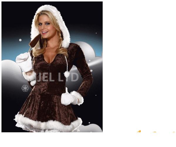 レディ 45P50-2 DREAMGIRL エスキモーキューティー Eskimo Cutieドリームガール USA アメリカ ブランド パーティ セレブ愛用のドリームガールコレクション AOIコレクションのコス♪コスプレ 衣装 コスチューム 大