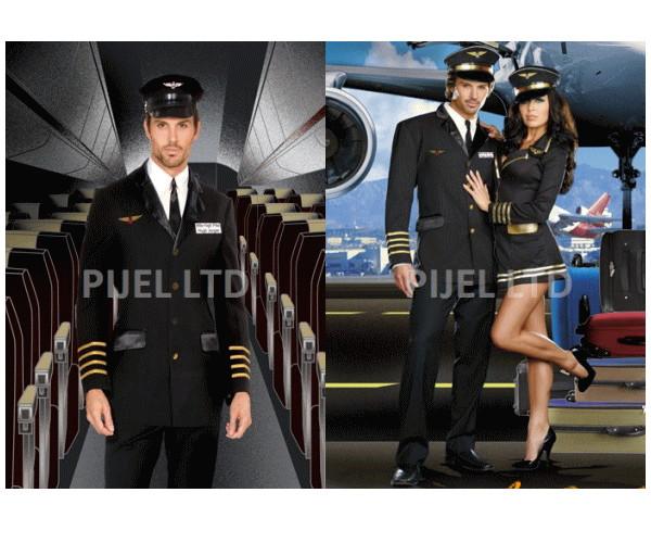 メンズ 52P36 DREAMGIRL マイルハイパイロット Pilotドリームガール USA アメリカ ブランド パーティ セレブ愛用のドリームガール AOIコレクションのコス♪コスプレ 衣装 コスチューム   大