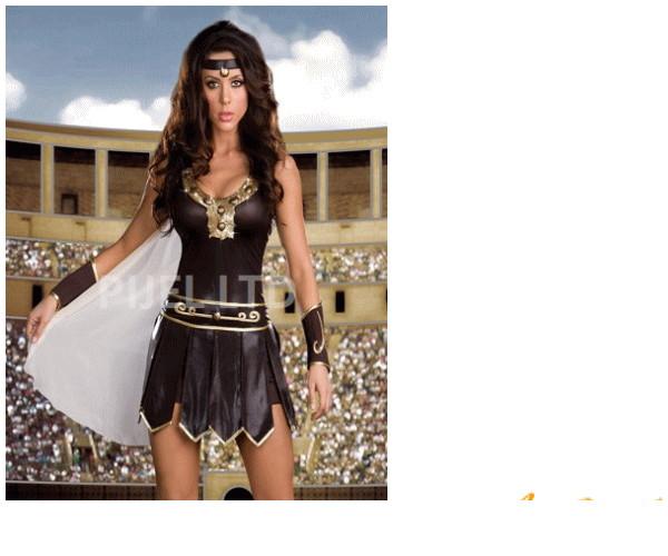 レディ 64P22 DREAMGIRL ウォーリアクィーン Warrior Queenドリームガール アメリカ ブランド パーティ セレブ愛用のドリームガールコレクション AOIコレクションのコス♪コスプレ 衣装 コスチューム   大