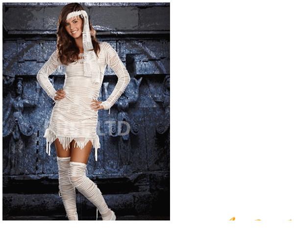 キッズ レディ 77P11 DREAMGIRL ヨ!ミイラ Yo! Mummyミイラ ドリームガール USA アメリカ ブランド パーティ セレブ愛用のドリームガールコレクション AOIコレクションのコス♪コスプレ 衣装 コスチューム
