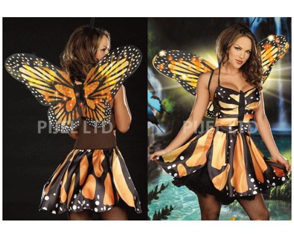 レディ 81P70 DREAMGIRL モナークフェアリー Monarch Fairy妖精 ドリームガール アメリカ ブランド パーティ セレブ愛用のドリームガールコレクション AOIコレクションのコス♪コスプレ 衣装 コスチューム