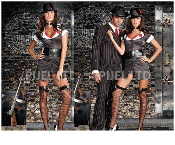 レディ 81P88 DREAMGIRL ギャングのボス Mobster Bossギャング ドリームガール アメリカ ブランド パーティ セレブ愛用のドリームガールコレクション AOIコレクションのコス♪コスプレ 衣装 コスチューム