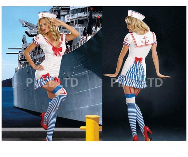 レディ 88P18 DREAMGIRL セーラーピンアップ Sailor Pin-upセーラー ドリームガール アメリカ ブランド パーティ セレブ愛用のドリームガールコレクション AOIコレクションのコス♪コスプレ 衣装 コスチューム