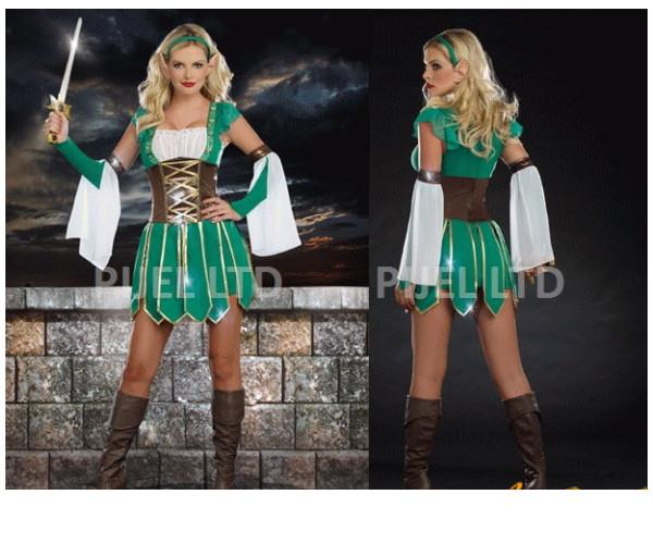 レディ 88P35 DREAMGIRL エルフの戦士 Warrior Elf妖精 ドリームガール アメリカ ブランド パーティ セレブ愛用のドリームガールコレクション AOIコレクションのコス♪コスプレ 衣装 コスチューム