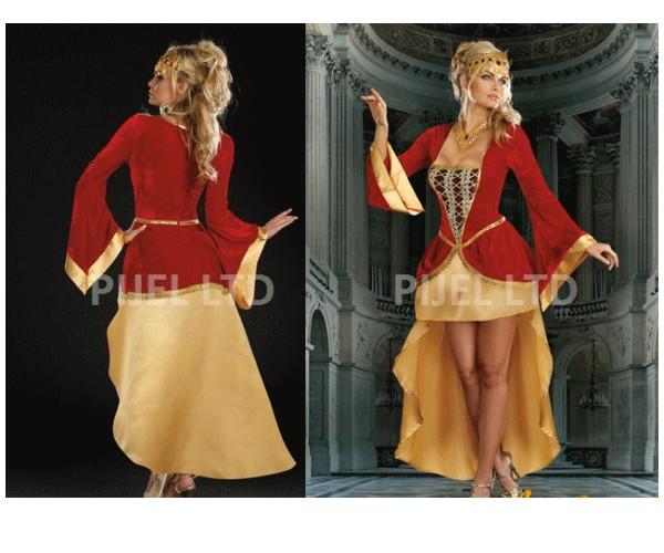 レディ 88P48 DREAMGIRL あなたの王らしく Royally Yours女王 ドリームガール アメリカ ブランド パーティ セレブ愛用のドリームガールコレクション AOIコレクションのコス♪コスプレ 衣装 コスチューム