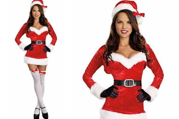 レディ 88P70 DREAMGIRL サンタベイビー Santa Babyクリスマス ドリームガール アメリカ ブランド パーティ セレブ愛用のドリームガールコレクション AOIコレクションのコス♪コスプレ 衣装 コスチューム