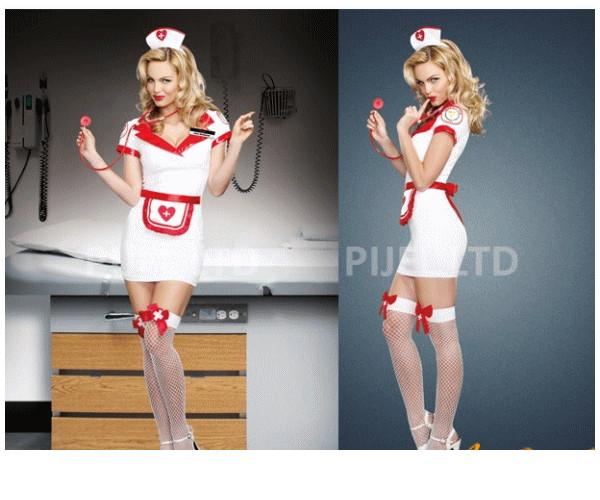 レディ 94P10 DREAMGIRL ナースジェス Nurse Jess Bendoverナース ドリームガール アメリカ ブランド パーティ セレブ愛用のドリームガールコレクション AOIコレクションのコス♪コスプレ 衣装 コスチューム