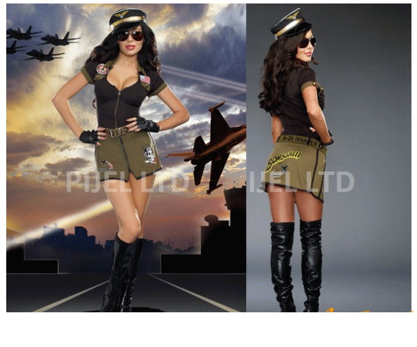 レディ 94P20 DREAMGIRL 飛行危険 Flight Riskパイロット ドリームガール アメリカ ブランド パーティ セレブ愛用のドリームガールコレクション AOIコレクションのコス♪コスプレ 衣装 コスチューム