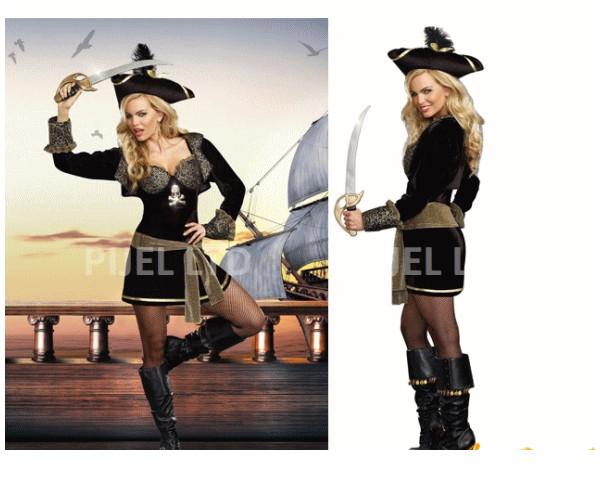 レディ 94P33 DREAMGIRL 船を揺する Rock the Ship海賊 キャップ ドリームガール アメリカ ブランド パーティ セレブ愛用のドリームガールコレクション AOIコレクションのコス♪コスプレ 衣装 コスチューム