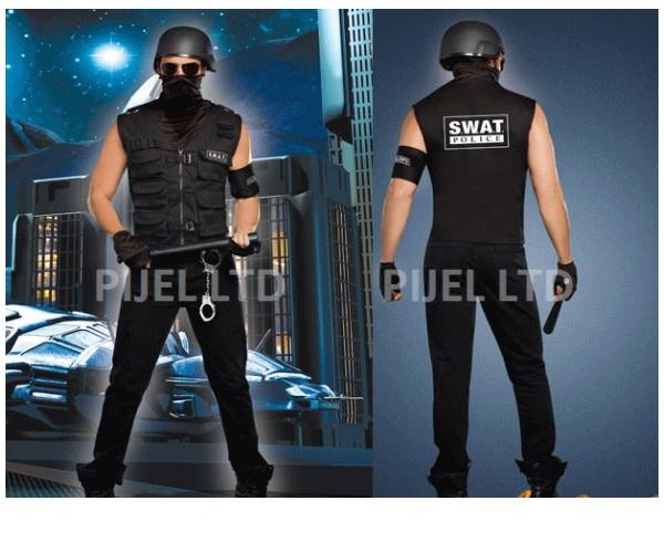 メンズ 94P44 DREAMGIRL 特別オプス Special Ops特殊部隊 SWAT ドリームガール USA アメリカ ブランド パーティ セレブ愛用のドリームガール AOIコレクションのコス♪コスプレ 衣装 コスチューム