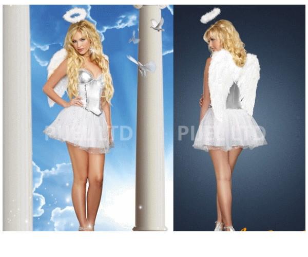 レディ 94P49 DREAMGIRL エンジェル ベイビー Angel Baby天使 ドリームガール アメリカ ブランド パーティ セレブ愛用のドリームガールコレクション AOIコレクションのコス♪コスプレ 衣装 コスチューム