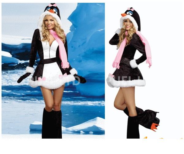 レディ 94P86 DREAMGIRL ただまったり just chillinペンギン ドリームガール アメリカ ブランド パーティ セレブ愛用のドリームガールコレクション AOIコレクションのコス♪コスプレ 衣装 コスチューム