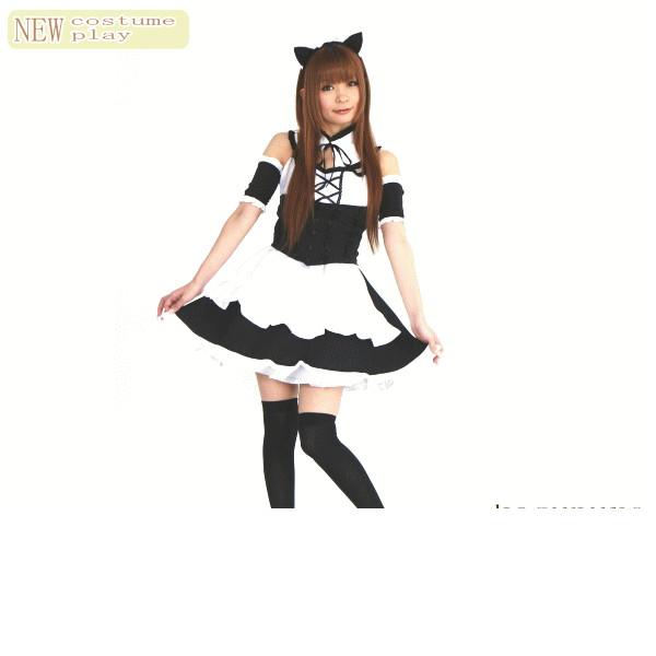エンドレスメイド♪可愛いながらもセクシーなデザインのメイド服です☆AOIコレクションのコスプレシリーズ♪コスプレ 衣装 コスチューム    大