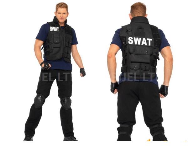 メンズ 83P682 LEG AVENUE SWATコマンダー SWAT Commanderレッグアベニュー USA アメリカ ブランド パーティ 本場のコスプレブランド レッグアベニューコレクション AOIコレクションのコス♪コスプレ 衣装 コスチューム