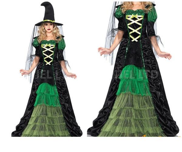 【レディ】【85P240】【LEG AVENUE】ストーリーブック魔女 Storybook Witch【レッグアベニュー】【アメリカ】【ブランド】【パーティ】本場のコスプレブランド レッグアベニューコレクション AOIコレクションのコス♪【コスプレ】【衣装】【コスチューム】