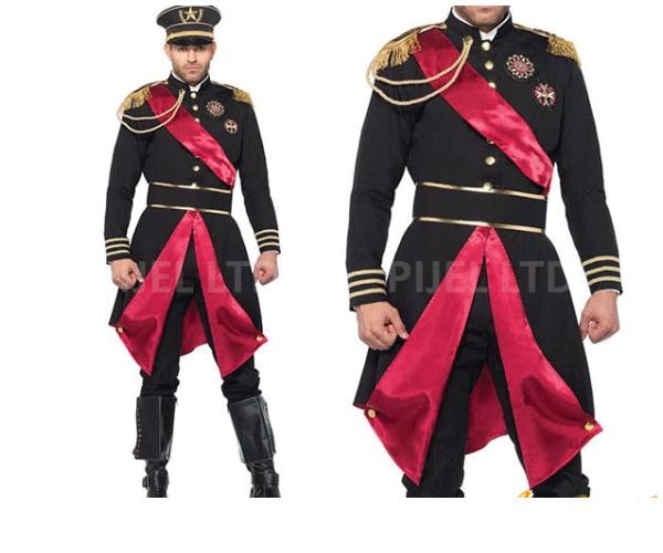 メンズ 85P278 LEG AVENUE 将軍 Military Generalレッグアベニュー アメリカ ブランド パーティ 本場のコスプレブランド レッグアベニューコレクション AOIコレクションのコス♪コスプレ 衣装 コスチューム 大
