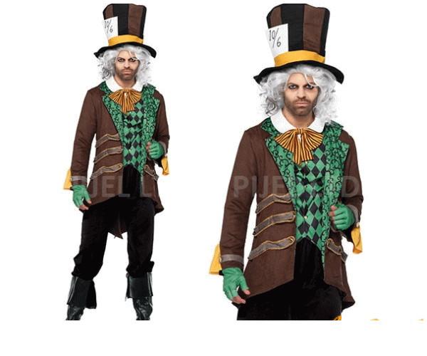メンズ 85P317 LEG AVENUE クラシックマッドハッター Mad Hatterレッグアベニュー アメリカ ブランド パーティ 本場のコスプレブランド レッグアベニューコレクション AOIコレクションのコス♪コスプレ 衣装 コスチューム