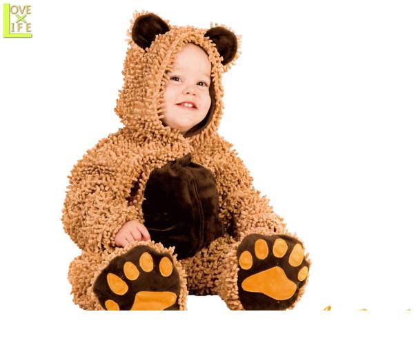 ベイビー テディベアクマ くま 動物 衣装 仮装 パーティ 小物 コスチューム 装飾 イベント 飾り ハロウィン かわいい コスプレ 新作ベビーコスチュームがぞくぞく登場 赤ちゃんもハロウィンに参加しちゃおう