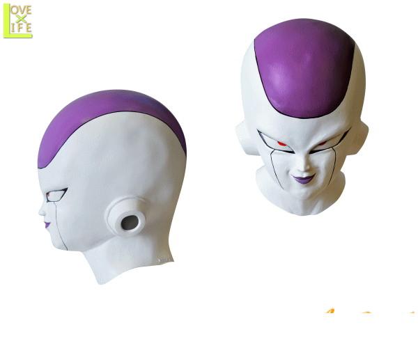 GOODS ドラゴンボール フリーザDRAGON BALL アニメ マスク 仮面 お面 ジャンプ 仮装 パーティ 雑貨 ハロウィン おもちゃ グッズ イベント 小物 名作ドラゴンボールよりキャラクターフェイスマスクが登場