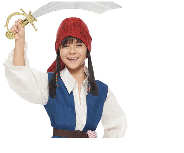 キッズ ジャック・スパロウS Jack Sparrow パイレーツ・オブ・カリビアン ディズニー Disney ハロウィン コスプレ コスチューム 衣装 仮装 かわいい