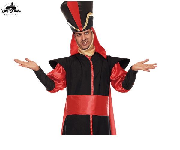 【メンズ】ジャファー【アラジン】【ヴィランズ】【ディズニー】【Disney】【ハロウィン】【コスプレ】【コスチューム】【衣装】【仮装】【集団仮装】【かわいい】