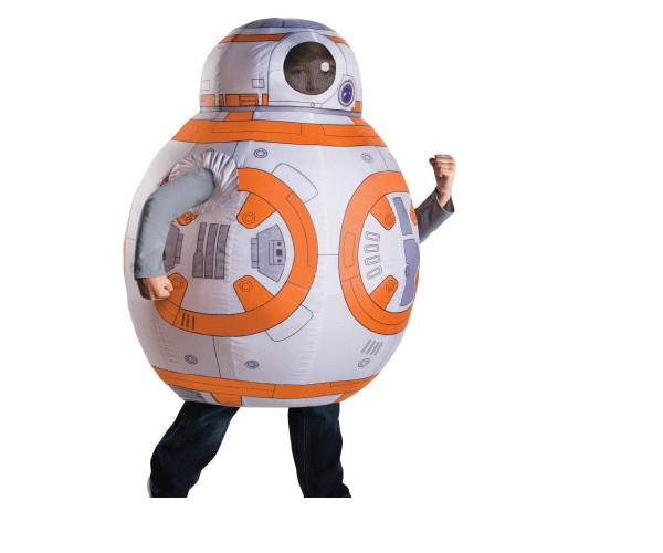 【キッズ】インフレータブルBB-8【BB-8】【スターウォーズ】【STARWARS】【映画】【ハロウィン】【コスプレ】【コスチューム】【衣装】【仮装】【かわいい】