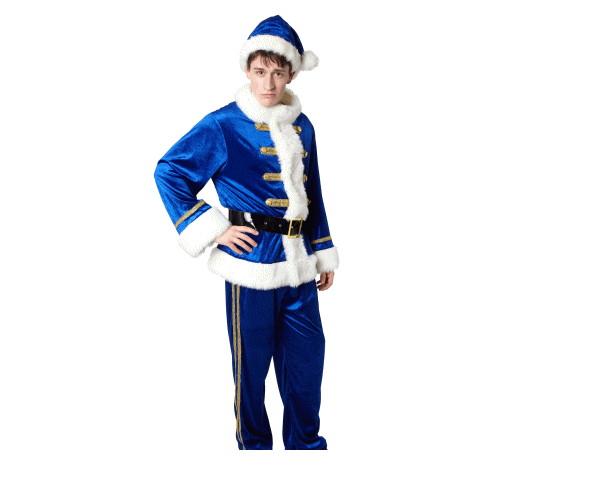 メンズ サンタプリンスサンタ クリスマス コスプレ コスチューム 衣装 仮装 パーティ かわいい