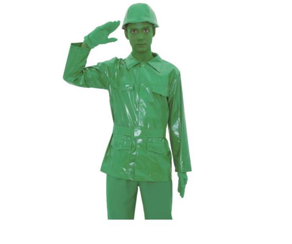 UNISEX グリーンアーミーアーミー 兵隊 ハロウィン コスプレ コスチューム 衣装 仮装 集団仮装 集団コスプレ かわいい