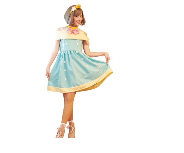 レディ クラリスチップとデール ディズニー Disney ハロウィン コスプレ コスチューム 衣装 仮装 集団仮装 かわいい
