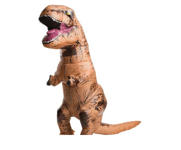 【UNISEX】インフレイタブル【T-REX】【恐竜】【ジュラシック】【ハロウィン】【コスプレ】【コスチューム】【衣装】【仮装】【集団仮装】【集団コスプレ】【かわいい】