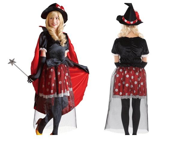 【レディ】ミニーマウス【マジカル】【ミニー】【ディズニー】【Disney】【ハロウィン】【コスプレ】【コスチューム】【衣装】【仮装】【集団仮装】【かわいい】