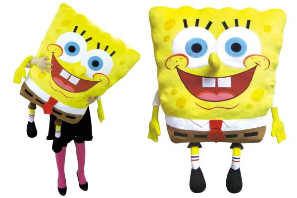 【スポンジボブ】メガぬいぐるみ【ぬいぐるみ】【SpongeBob】【特大】【ビッグ】【クッション】【デカイ】【マスコット】【キャラ】【かわいい】AOIデパート不動の人気キャラボブのメガクッション もはや最大級のぬいぐるみが登場でかすぎて威圧感があります