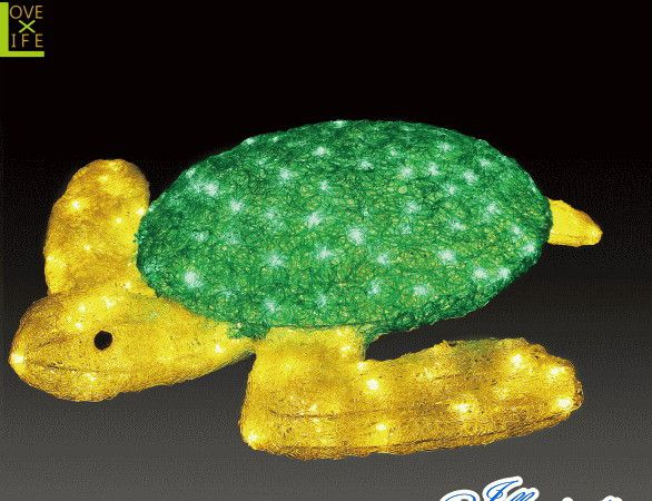 【LED】【ACR-(A)FISH-UG】【大型商品】LEDクリスタルウミガメ【海亀】【カメ】【ウミガメ】【海】【深海】【アニマル】【モチーフ】【イルミネーション】【クリスタル】AOIデパートのイルミネーション【大人気】【電飾】【クリスマス】【省エネ】【大人気】