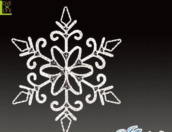 【LED】【ALRM-D(A)S】【大型商品】LEDダイヤモンドスノー【スノーフレーク】【雪の結晶】【結晶】【雪】【スノ-】【モチーフ】【イルミネーション】【クリスタル】AOIデパートの新作イルミネーション【大人気】【電飾】【クリスマス】【省エネ】