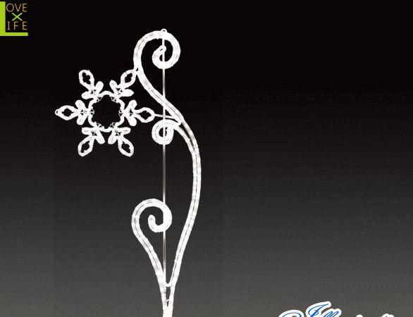 【LED】【ALRM-GO(A)TH-SB】【無限大】LEDロープライト ゴシックスノーブランチ【ライン】【線】【組み合わせ】【連結】【スノ-】【モチーフ】【イルミネーション】【クリスタル】AOIデパートの新作イルミネーション【大人気】【電飾】【クリスマス】【省エネ】