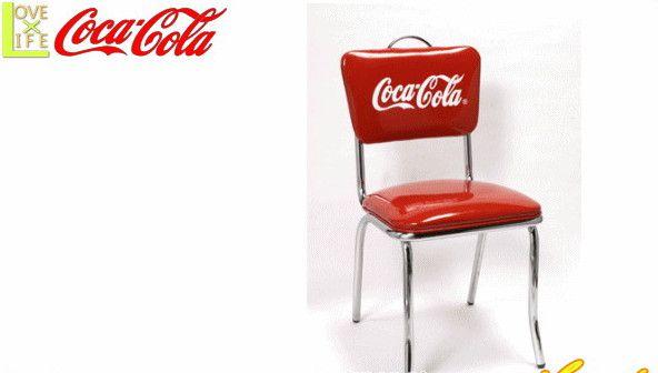 【コカ・コーラ】【COCA-COLA】コカコーラ チェアー【V-Chair】【家具】【イス】【椅子】【コーク】【机】【アメリカン雑貨】【ドリンク】【ブランド】【アメリカ】【USA】【かわいい】【おしゃれ】コカコーラよりたくさんのグッズが登場 かっこいい空間をを作るのに最適