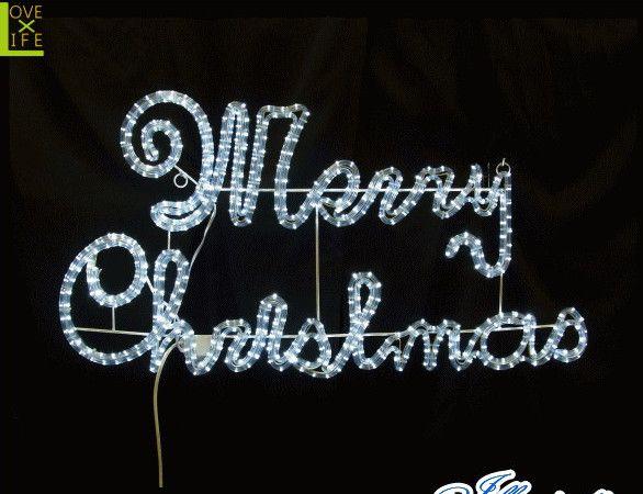 【イルミネーション】LED メリークリスマス【字体】【筆記体】【アルファベット】【ロゴ】【2D】【装飾】【飾り】【アート】【輝き】【電飾】【モチーフ】【クリスマス】【クリスタル】【かわいい】今年もキュートなモチーフが多数新登場 かわいく飾り付け