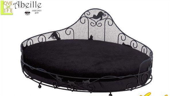 【最終価格】【黒猫雑貨】ペット用ベッド サークル【ネコ】【巣】【ベッド】【小屋】【ネコ用】【猫】【黒猫】【キャット】【ねこ】【生活雑貨】【グッズ】【インテリア雑貨】【かわいい】